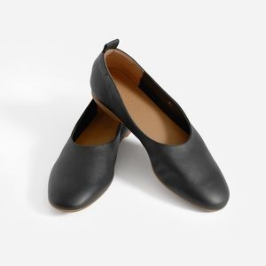 EVERLANE Italian Leather Day Glove Flats